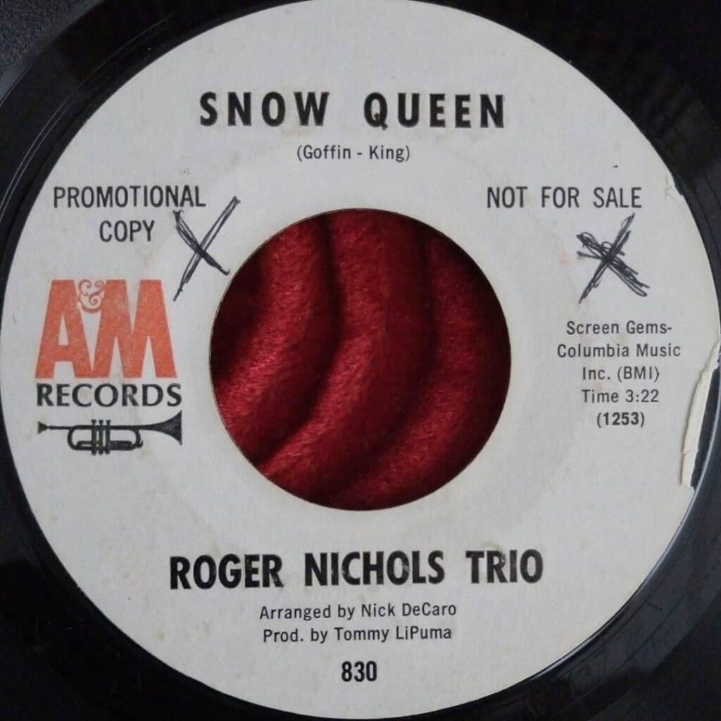 Roger Nichols Trio – Snow Queen ⋆ Florian Keller - Funk Related
