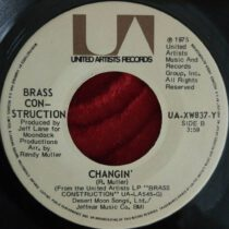 Brass Construction ‎– Changin'