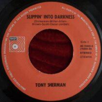 Tony Sherman – Slippin' Into Darkness