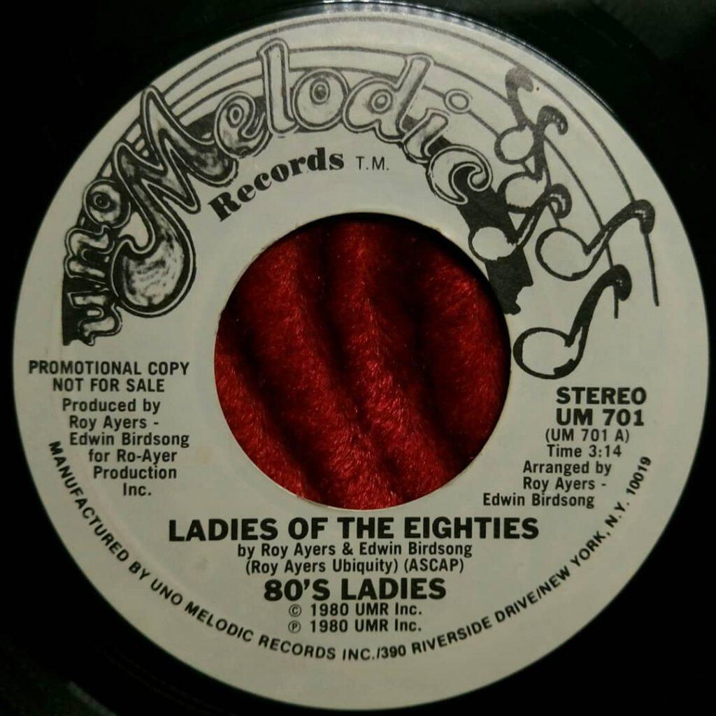 80's Ladies – Ladies Of The Eighties (Roy Ayers) - Florian Keller - Funk Related