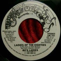 80's Ladies ‎– Ladies Of The Eighties (Roy Ayers)