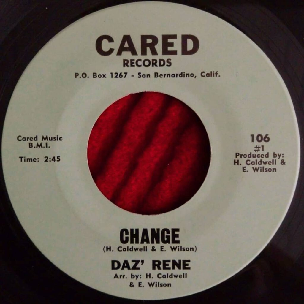 Daz' Rene - Change ⋆ Florian Keller - Funk Related