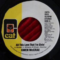Gwen McCrae – All This Love That I'm Givin'