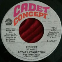 Rotary Connection - Respect