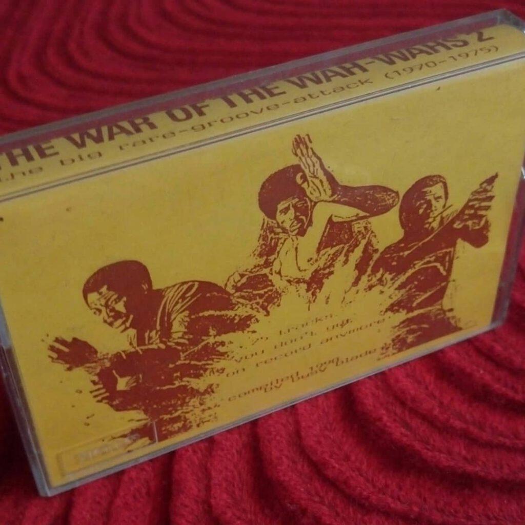 Mixtape: THE WAR OF THE WAH-WAHS 2 (1990) - Florian Keller - Funk Related