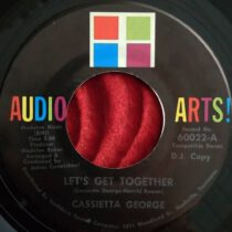 Cassietta George - Let's Get Together