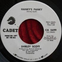 Shirley Scott – Hanky's Panky