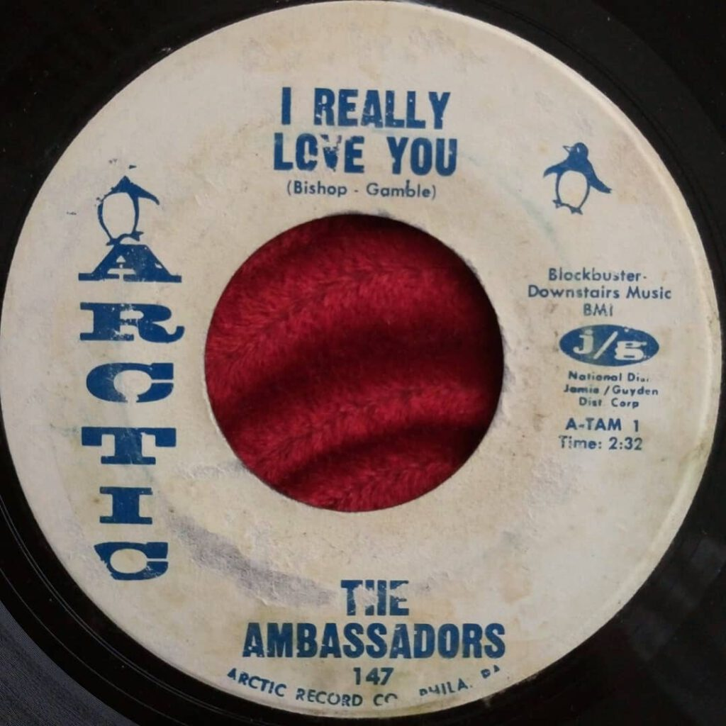 The Ambassadors - I Really Love You ⋆ Florian Keller - Funk Related