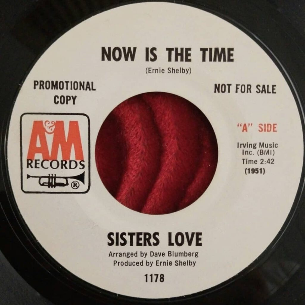 Sisters Love - Now Is The Time ⋆ Florian Keller - Funk Related