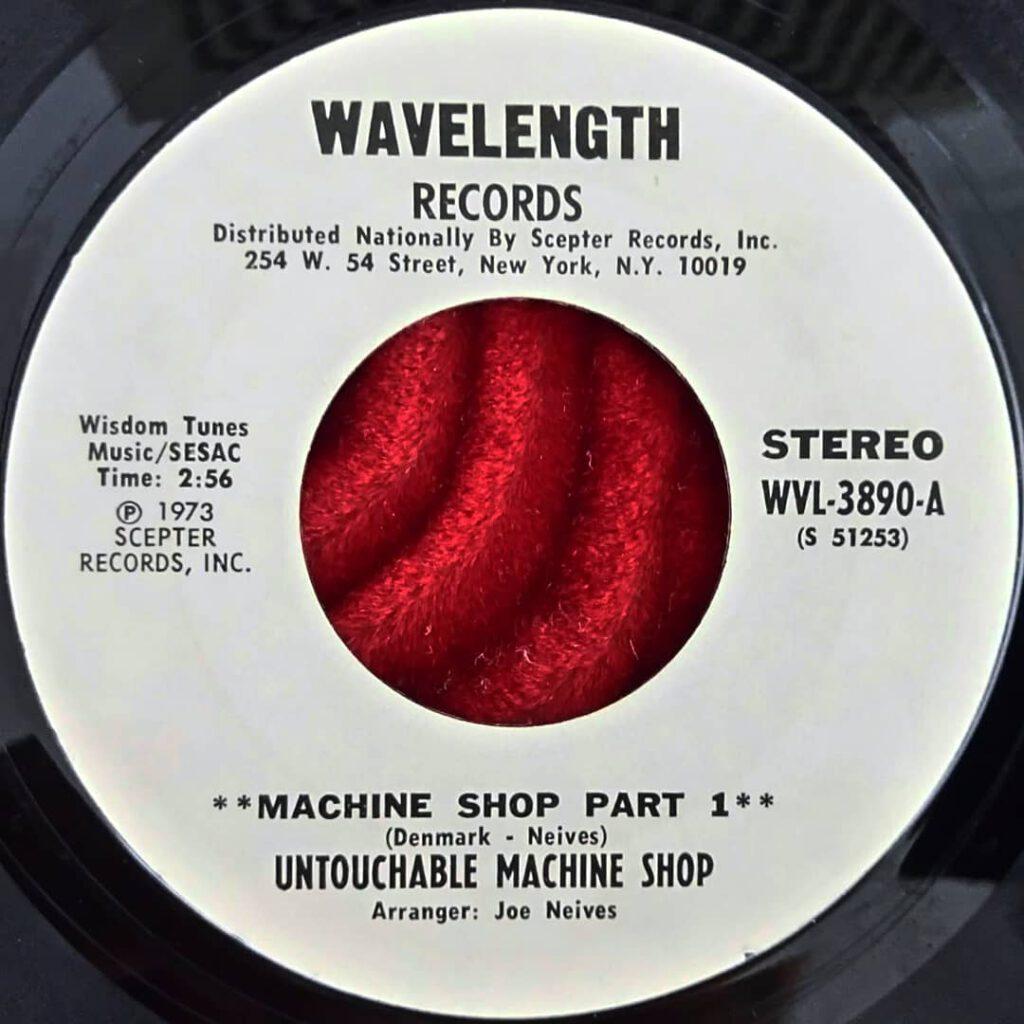 Untouchable Machine Shop - Machine Shop Pt. II ⋆ Florian Keller - Funk Related