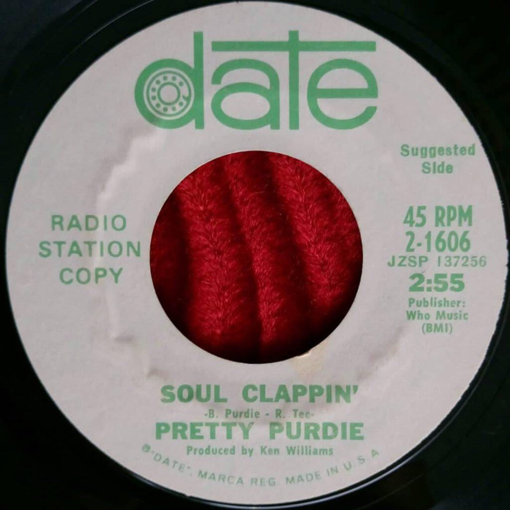Pretty Purdie - Soul Clappin' ⋆ Florian Keller - Funk Related