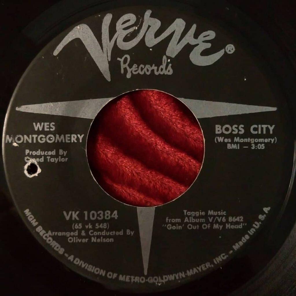 Wes Montgomery - Boss City ⋆ Florian Keller - Funk Related