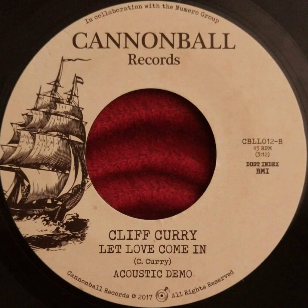 Cliff Curry - Let Love Come In (Acoustic Demo) ⋆ Florian Keller - Funk Related