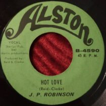 J. P. Robinson – Hot Love