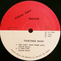 Together Band – You Can't Run From Love