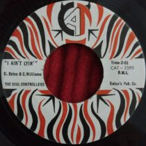 Soul Controllers - I Ain't Lyin' / Right On, Brother – Right On
