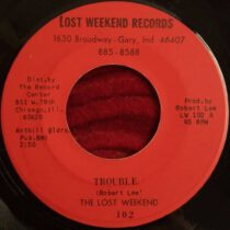 Lost Weekend, The - Trouble