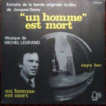 Michel Legrand - Un Homme Est Mort