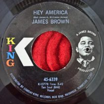James Brown ‎- Hey America