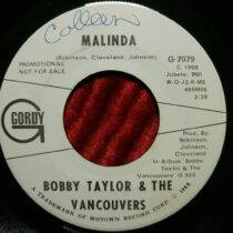 Bobby Taylor & The Vancouvers - Malinda