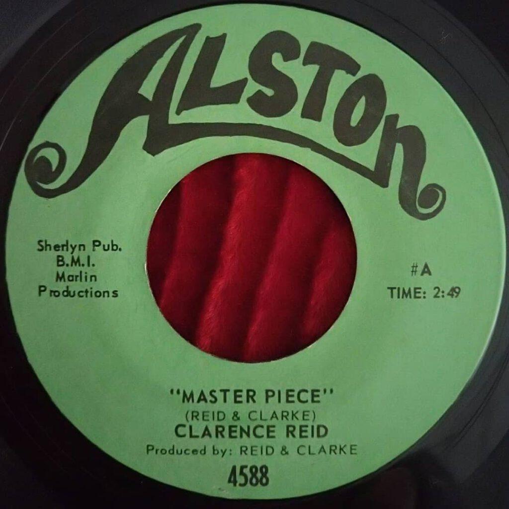 Clarence Reid – Master Piece ⋆ Florian Keller - Funk Related