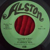 Clarence Reid – Master Piece