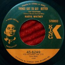 Marva Whitney – Things Got To Get Better (Get Together)
