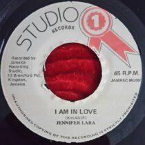 Jennifer Lara – I Am In Love