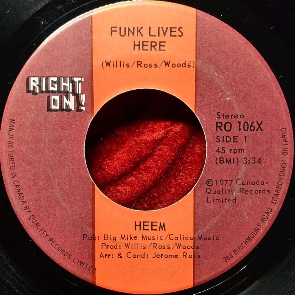 Heem - Funk Lives Here ⋆ Florian Keller - Funk Related