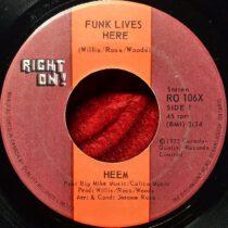 Heem – Funk Lives Here