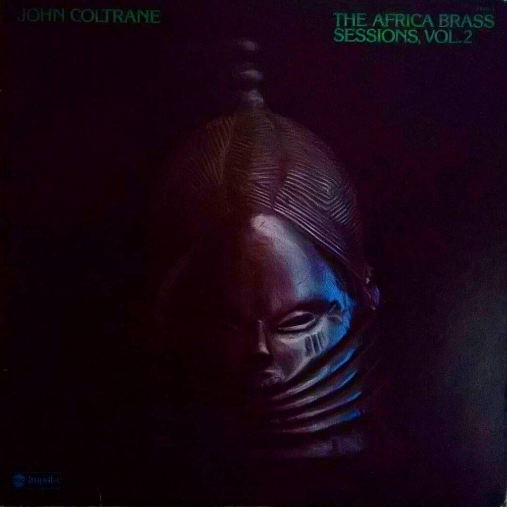 John Coltrane - Greensleeves (Africa Brass Vol. 2 Version) ⋆ Florian Keller - Funk Related