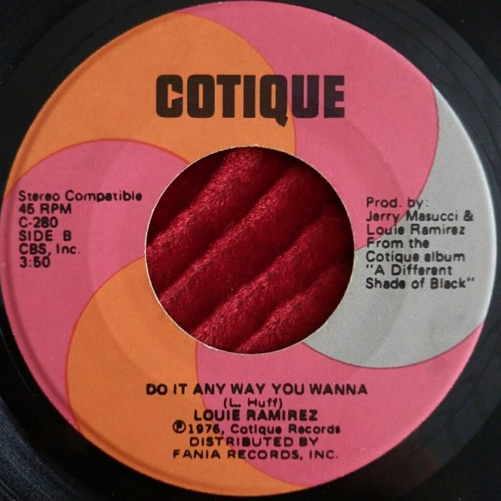 Louie Ramirez - Do It Any Way You Wanna ⋆ Florian Keller - Funk Related