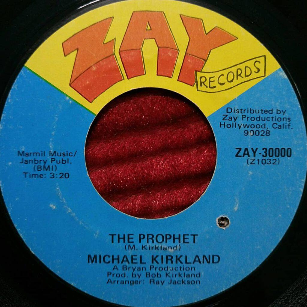 Mike James Kirkland - The Prophet ⋆ Florian Keller - Funk RelatedMike James Kirkland - The Prophet ⋆ Florian Keller - Funk Related