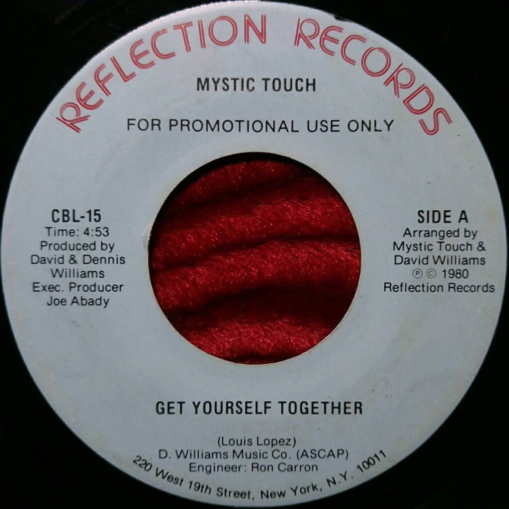 Mystic Touch - Get Yourself Together ⋆ Florian Keller - Funk Related
