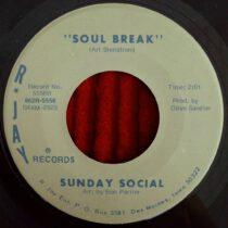 Sunday Social - Soul Break