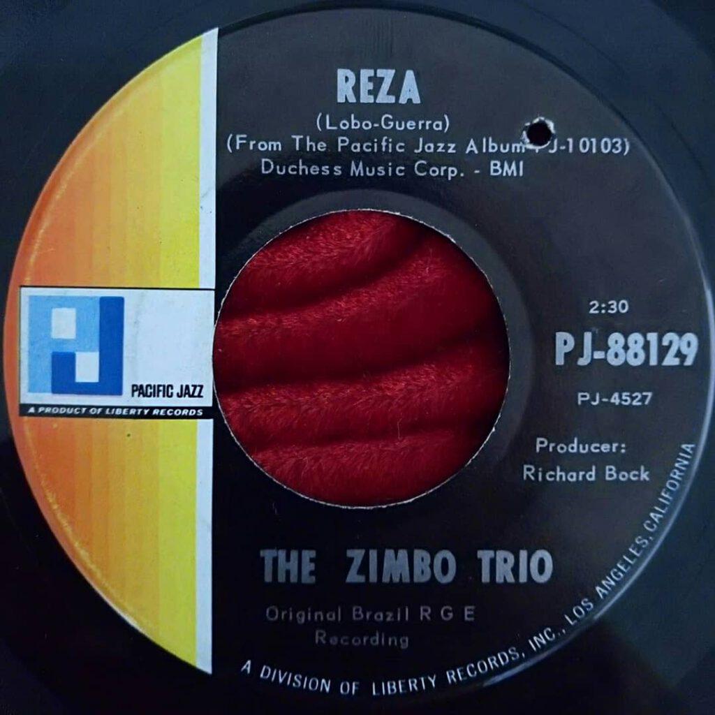 Zimbo Trio - Reza ⋆ Florian Keller - Funk Related